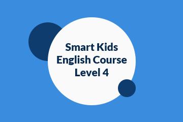 Smart Kids English Course Level 4